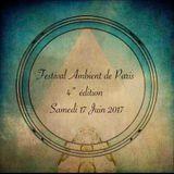 Ujjaya présente le festival Ambient de Paris sur les Échos du Capricorne - radio FPP 106.3