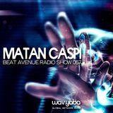 Matan Caspi - Beat Avenue Radio Show 057.