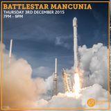 Battlestar Mancunia 3rd December 2015