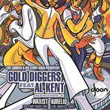Waxist @ Gold Diggers, Djoon, Friday February 7th, 2014