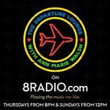 Ann Marie Walsh The Departure Lounge #268 April 11th 2019 - feat album Maverick Sabre 'When I wake u