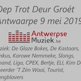 Oep Trot Deur Groét Antwaarpe 9 mei 2019