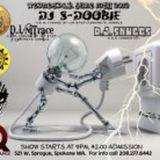 DJ S-Doobie - Live  06-13-2012 with MC Sake 1 and MC Jaeda - Red Room Lounge