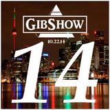 GIBSHOW ▲014▲ Opening Set For DJ Blend - DEEP HOUSE & NU DISCO - 10.22.2014