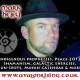 MARK HELEY - 2012 & Galactic Changes - 23/11/10