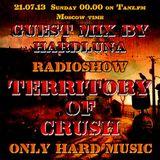 Hardluna @ Territory of Crush 21/07/2013