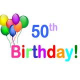 Chipchase's 50th Birthday