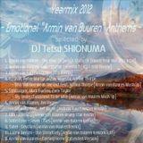 "DJ Tetsu SHIONUMA - Yearmix 2012 - Emotional ""Armin van Buuren"" Anthems"