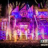 Jason Payne live @ XXlerator Outdoor - Stunt Dome (Bussloo, The Netherlands) - 10.05.2014