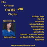 Playlist #90 Sponsored by Kathryn Kaye