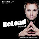 ReLoad Podcast 044 : Dash Berlin Session