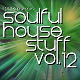 Soulful House Stuff Vol.12