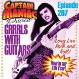 Episode 207 / Grrrrls With Guitars