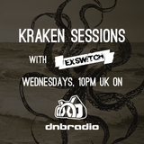 Kraken Sessions 003 / 2014-10-29 / special guest RoughTrix / live on DNBRadio.com