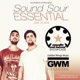 Sound Sour - Essential Mystic Carousel Showcase @ GWM Radio - June 15 / 2015