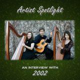 Artist Spotlight: An Interview with 2002