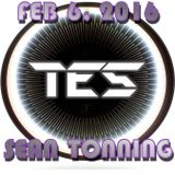 TES GLOBAL RADIO Resident Show Feb 6, 2016