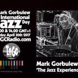 Mark Gorbulew DJ set for International Jazz Day 2017  on TNGC Radio
