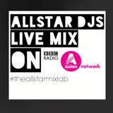 Allstar Djs Live On The BBC Asian Network 2014