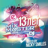 MixMaster 13 Years