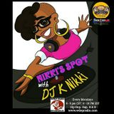 Nikki's Spot with DJ K. Nikki 4-30-17
