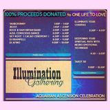 Illumination Gathering: Aquarian Ascension (2019) at Springwood Park (Asbury Park, NJ) – DJ AFINO