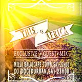 DJ Doc - This is Africa 036 on Pure.FM (06-December-2014)
