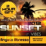Angelo Abresso present Sunset Vibes #episod 5 Guestmix D05 @Tanz FM