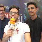 Giffoni 2018 - Intervista a Cosimo Terlizzi e Luigi Catani - RadioSelfie.it