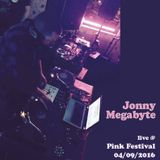 Jonny Megabyte live @ Pink Festival. Recorded 4th September 2016