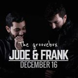 The Groovebox Mixshow - December 2016 mixed and selected by Jude & Frank