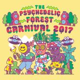 Psychedelic Forest Carnival Warm Up Mix #1: Strawberry Jam Soundsystem