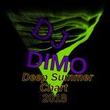 DJ Dimo  Deep  Summer Chart  2018
