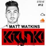 Matt Watkins #12 Krunk