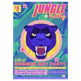 JUNGLE KITTY - SUMMER DAY PARTY SAT 1ST SEPT. 2018 (BASHMENT MIX)
