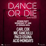 Nic Fanciulli - Live @ DANCE OR DIE Opening Party (Ushuaia, Ibiza) - 19-JUN-2019