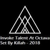 INVOKE TALENT at OCTAVA