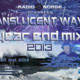 Jordy Jurrius - Translucent Waves Year End Mix 2013 (December 31 2013)