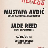 Jade Reed, Mustafa Avdic, and Luke Hansen aka The Techno Banana | Live @ RECESS | St. Louis, MO