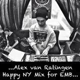 Alex van Ratingen - Happy New Year Mix for Eat My Beats