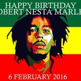 Accent on the Riddim - Steve Harris Radio Show nr 08 Bob Marley's Birthday Celebration