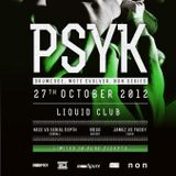 NDSG dj set @ Liquid club 27/10/12