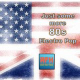 Just Some More 80s Electro Pop & New Wave