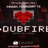 Dubfire Live @ Sound Nightclub (Los Angeles, USA) - 15-FEB-2019