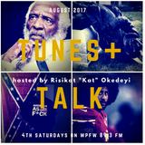"""08.26: Tunes + Talk w/Risikat """"Kat"""" Okedeyi WPFW (89.3FM)"""