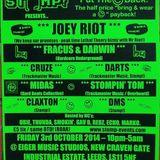 Claxton ft Gesture & RedzEmcee live @ Stomp! 3.10.14