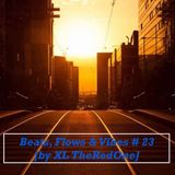 Beats, Flows & Vibes # 23 [by XL TheRedOne]