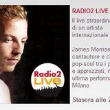 James Morrison Live Radio 2