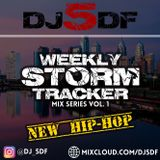 Storm Tracker Mix Series V1 - New Hip Hop