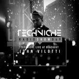 TRS049 Techniche Live: John Vilotti 01.04.18